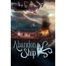 Abandon Ship (Steam key) -- RU