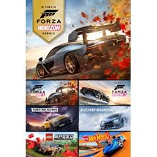 🟢Forza Horizon 3 + Forza Horizon 4 Ultimate XBOX/PC