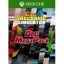 ✅ Car Mechanic Simulator - DLC MegaPack XBOX ONE Key 🔑