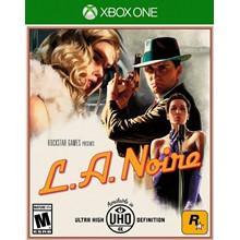 ✅⭐✅ L.A. Noire XBOX ONE   LIFETIME WARRANTY❤️🎮