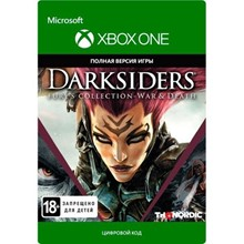 Darksiders Fury´s Collection - War and Death XBOXONE