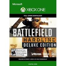 Battlefield Hardline Deluxe XBOXONE digital code / key