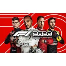F1 2020 Deluxe Schumacher Edition+GLOBAL-Steam🔴