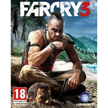 Far Cry 3: Deluxe Edition (Uplay KEY) + GIFT