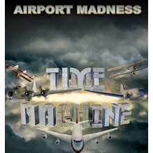 Airport Madness: Time Machine (Steam key / Region Free)