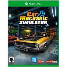 ✅ Car Mechanic Simulator XBOX ONE Key / Digital Code 🔑