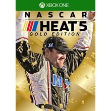 ✅⭐✅ NASCAR Heat 5 - Gold Edition   XBOX ONE❤️🎮