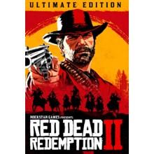 Red Dead Redemption 2 Ultimate Edition Rockstar -- RU