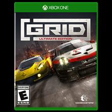 GRID Ultimate XBOX ONE digital game code / key
