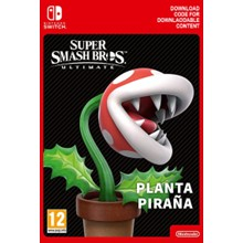 Super Smash Bros Ultimate Piranha Plant Nintendo -- RU