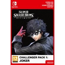 Super Smash Bros. Ultimate Joker Challenger Pack -- RU