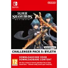 Super Smash Bros Ultimate Byleth Challenger Pack -- RU