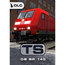 Train Simulator: DB BR 145 Loco Add-On Steam key -- RU