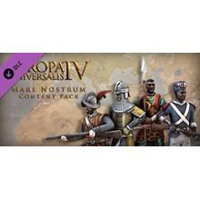 Europa Universalis IV: Mare Nostrum Content Pack DLC RU