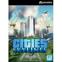 Cities: Skylines (Steam) RU/CIS