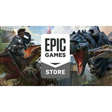 Ark Survival Evolved Epic Games Account Full Access