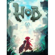 Hob - Epic Games account