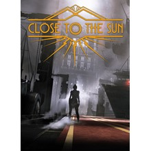Close to the sun - Epic Games account