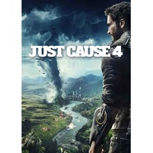 Just Cause 4 - Epic Games account