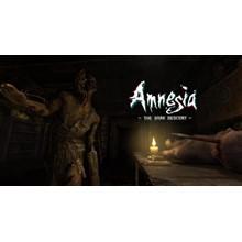 Amnesia: The Dark Descent - Epic Games account