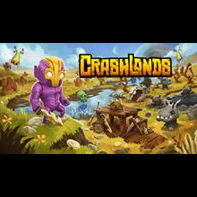 Crashlands - Epic Games account
