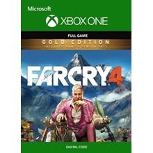 FAR CRY 4 GOLD EDITION XBOX ONE & SERIES X S 🔑KEY