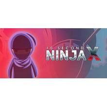 10 Second Ninja X - Steam account