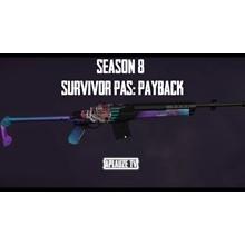 PUBG - Survivor Pass: Payback (Steam. Global Key)