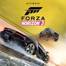Forza Horizon 3: Ultimate XBOX ONE / PC Win10 Key 🔑