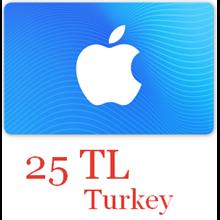 iTunes  25 TL - Turkey ✅