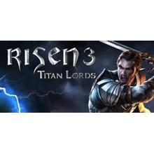 Risen 3 - Titan Lords. STEAM-key (RU+CIS)