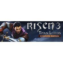 Risen 3 - Complete Edition. STEAM-key (RU+CIS)
