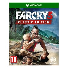 Far Cry 3  XBOX ONE game code