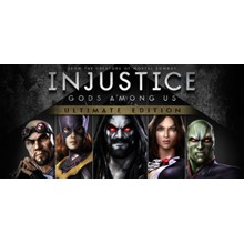 Injustice Gods Among Us Ultimate Edition Steam account
