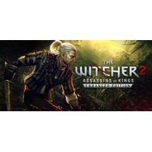 Witcher 2 Assassins of Kings Enhanced STEAM/REGION FREE