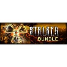 S.T.A.L.K.E.R: Bundle (3 in 1) Steam Key/RegionFREE +🎁