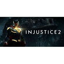 Injustice 2 (STEAM KEY / ROW / REGION FREE)