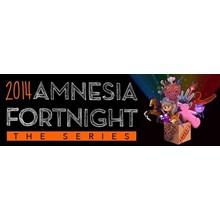 Amnesia Fortnight 2014 (Steam key / Region Free)