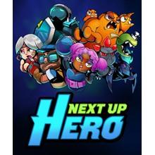 Next Up Hero - Epic Games account