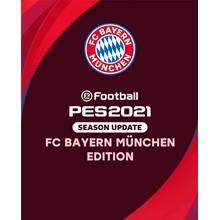eFootball PES 2021 SEASON UPDATE FC BAYERN MUNCHEN ✅