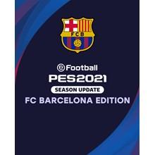 eFootball PES 2021 SEASON UPDATE FC BARCELONA ✅