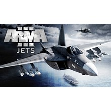 Arma 3 Jets DLC + gift (Steam Key/Region Free)