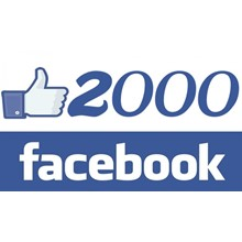✅ ❤️ 2000 Likes per page FACEBOOK for Business [2К]