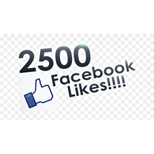 ✅ ❤️ 2500 Likes per page FACEBOOK for Business