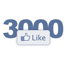 ✅ ❤️ 3000 Likes per page FACEBOOK for Business [3К]