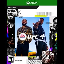 ❤️🎮 UFC 4 Xbox ONE & Xbox Series X S🥇✅