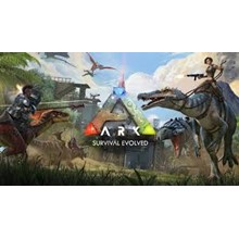 EGS ARK SURVIVAL EVOLVED ACCOUNT | MAIL