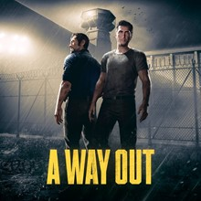 A Way Out XBOX ONE / XBOX SERIES X|S [ Key 🔑 Code ]