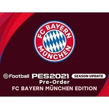 eFootball PES 2021 SEASON UPDATE: FC Bayern München Ed.
