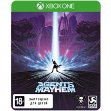 Agents of Mayhem Total Mayhem Bundle Xbox One Key🌍🔑